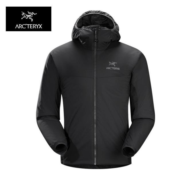 arcteryx アークテリクス アトム LT フーディ  24477 【アウターレイヤー/コンパクト/タフタ素材/DWR/耐久撥水】|snb-shop
