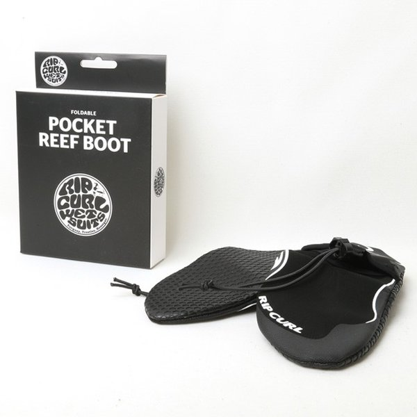 RIP CURL リップカール POCKET REEF BOOT B01-961 【リーフブーツ/リーフシューズ/アウトドア/海/川/磯】【メール便・代引不可】|snb-shop|02