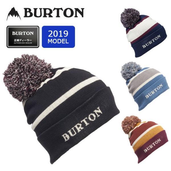 d222cbcc55769 2019 BURTON バートン JPN TEAM BN 194201  ビーニー ニット帽スノーボード 日本正規