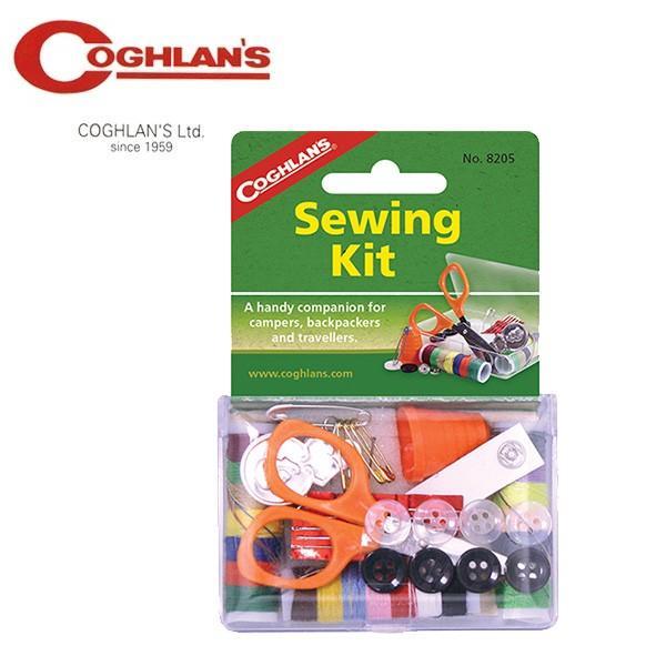 COGHLANS コフラン 携帯ソーイングセット ソーイングキット 11210075000000|snb-shop