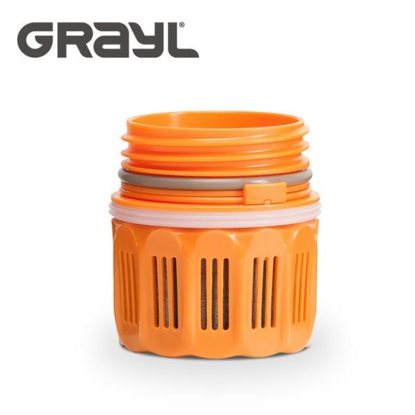 GRAYL グレイル ピュリファイヤーカートリッジ 1899152 【浄水ボトル/アウトドア/キャンプ/災害対策/海外旅行】