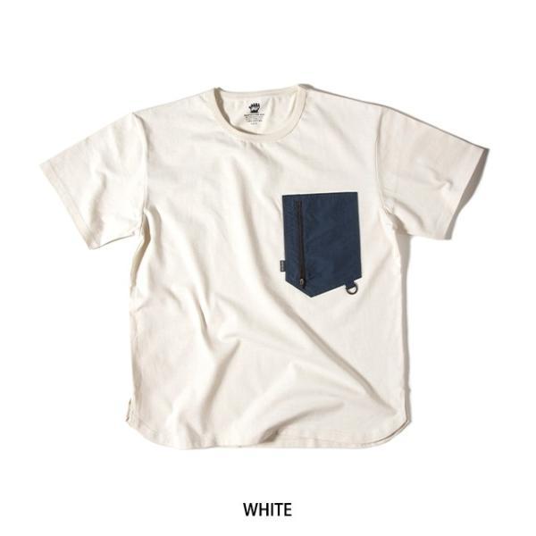 GRIP SWANY グリップスワニー GEAR POCKET T SHIRT GSC-27 【半袖/Tシャツ/アウトドア】【メール便・代引不可】|snb-shop|04