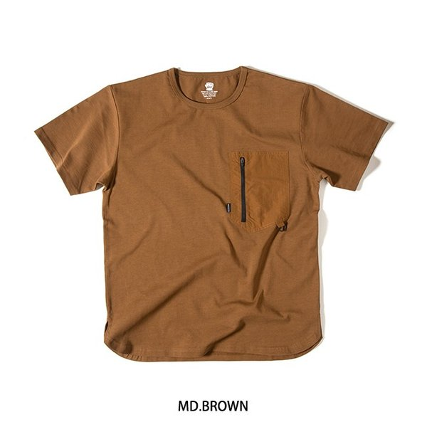 GRIP SWANY グリップスワニー GEAR POCKET T SHIRT GSC-27 【半袖/Tシャツ/アウトドア】【メール便・代引不可】|snb-shop|06