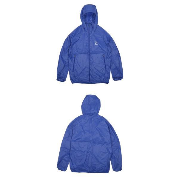 HAGLOFS/ホグロフス ジャケット SKOLD HOOD MEN 603885 【服】メンズ アウター 超軽量|snb-shop|02