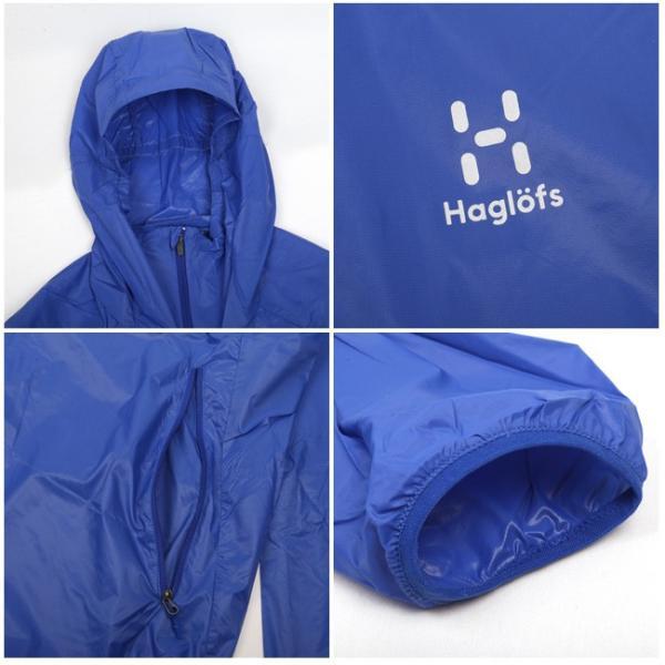 HAGLOFS/ホグロフス ジャケット SKOLD HOOD MEN 603885 【服】メンズ アウター 超軽量|snb-shop|03