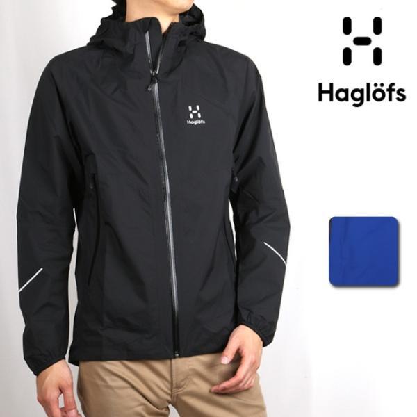 HAGLOFS/ホグロフス ジャケット ALVERSA JACKET MEN 603830 【服】メンズ アウター|snb-shop
