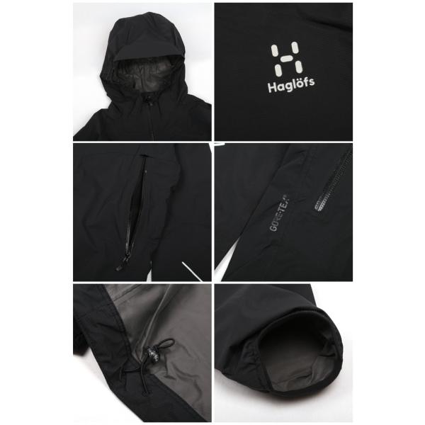 HAGLOFS/ホグロフス ジャケット ALVERSA JACKET MEN 603830 【服】メンズ アウター|snb-shop|03