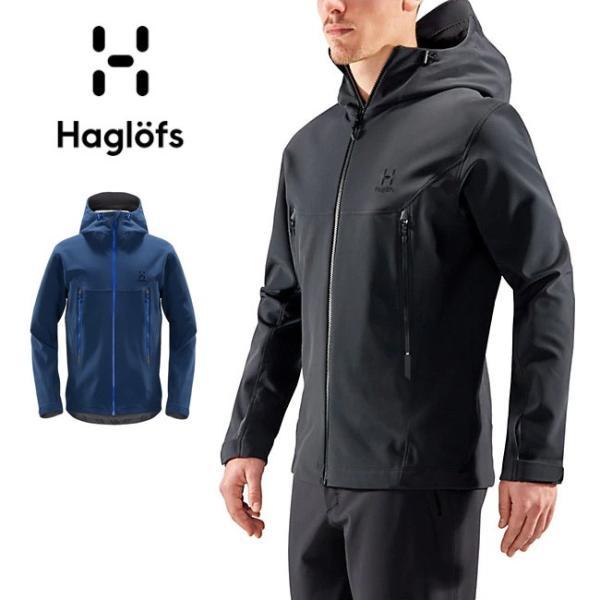HAGLOFS/ホグロフス Tokay Hood Men 604027 【フーディ/ナイロン/フリースライナー/ソフトシェル/メンズ/アウター】 snb-shop