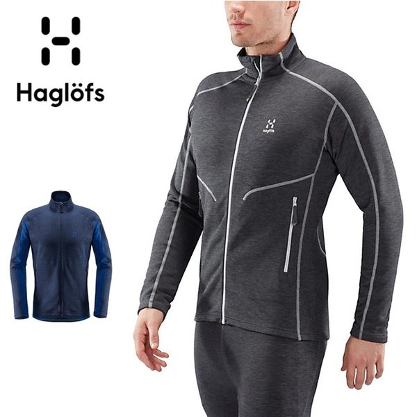 HAGLOFS/ホグロフス Heron Jacket Men 604112 【ジャケット/メンズ/アウター】|snb-shop