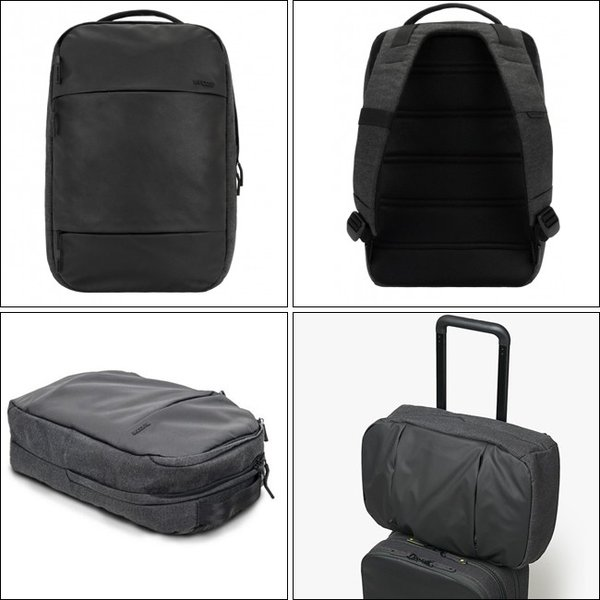 INCASE インケース City Compact Backpack with Coated Canvas Limited Model INBP100544/37191020 【限定モデル/ビジネス/リュック/バックパック/アウトドア】|snb-shop|03