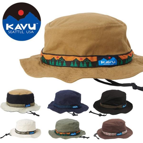 a39692894 KAVU/カブー ハット Strap Bucket Hat ストラップバケットハット 11863452 【帽子】【メール便・代引不可】