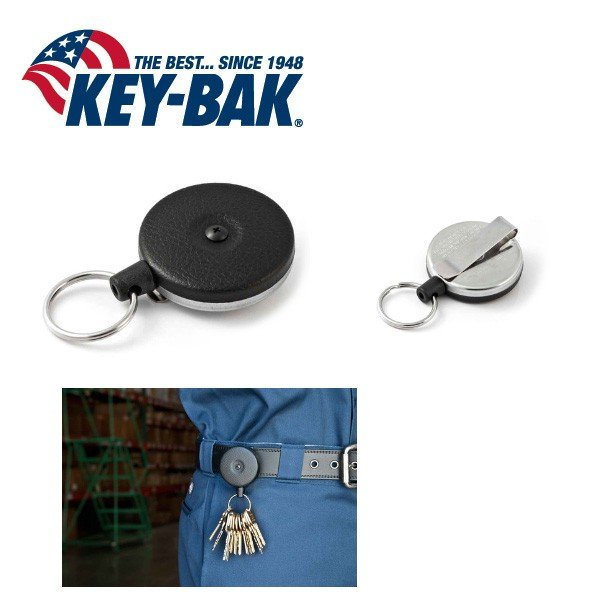 KEY-BAK/キーバック キーバック 0485-823 120cmKEVLAR 【メール便・代引不可】|snb-shop