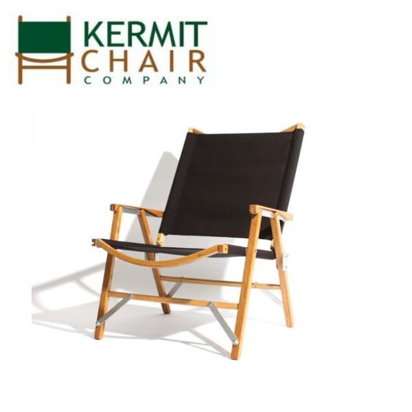 kermit chair カーミットチェアー Kermit Chair Hi-Back BLACK KCC-502 【日本正規品/天然木/椅子/ウォールナット/アウトドア/インドア】 snb-shop