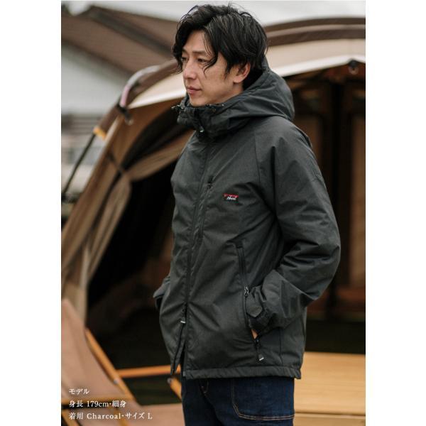 NANGA ナンガ 別注モデル 焚火 ダウンジャケット TAKIBI DOWN JACKET 【服】|snb-shop|04