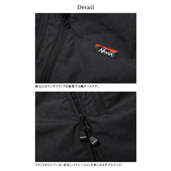 NANGA ナンガ 別注モデル 焚火 ダウンジャケット TAKIBI DOWN JACKET 【服】|snb-shop|09