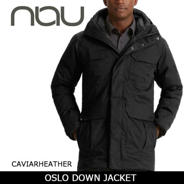 NAU / ナウ OSLO DOWN JACKET 【服】ジャケット ダウン アウター アウトドア メンズ|snb-shop