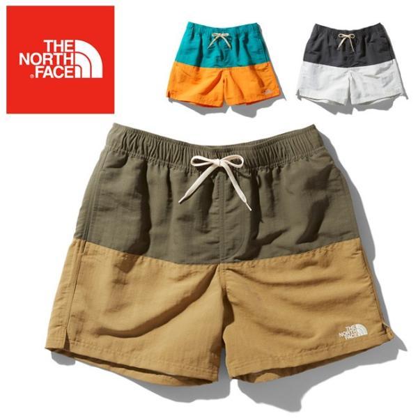 THE NORTH FACE ノースフェイス Mud Shorts マッドショーツ NB42053 【ボトムス/パンツ/水陸両用/スポーツ/アウトドア】