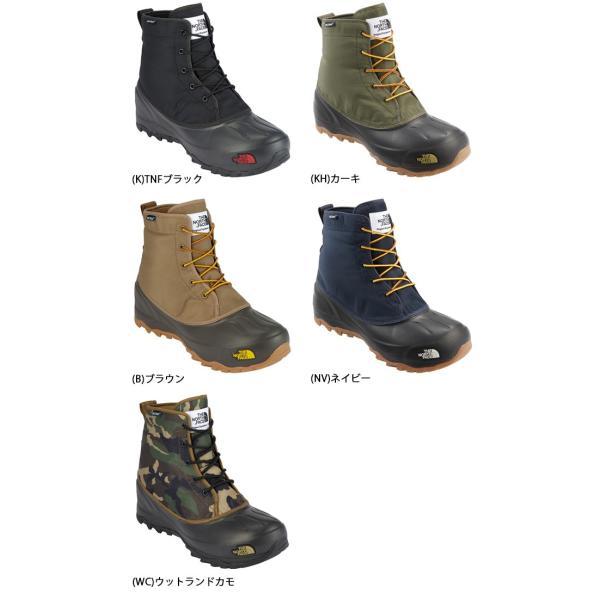ノースフェイス ブーツ THE NORTH FACE スノーショット 6 ブーツテキスタイルII Snow Shot 6 Boot TX-II/NF51564|snb-shop|02