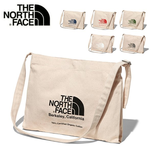 THE NORTH FACE ノースフェイス Musette Bag ミュゼットバッグ NM82041 【バッグ/ショルダー/サコッシュ】【メール便・代引不可】