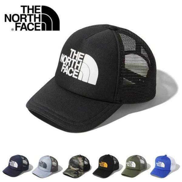 THE NORTH FACE ノースフェイス Logo Mesh Cap ロゴメッシュキャップ NN02045 【カジュアル/サマーキャップ/アウトドア】