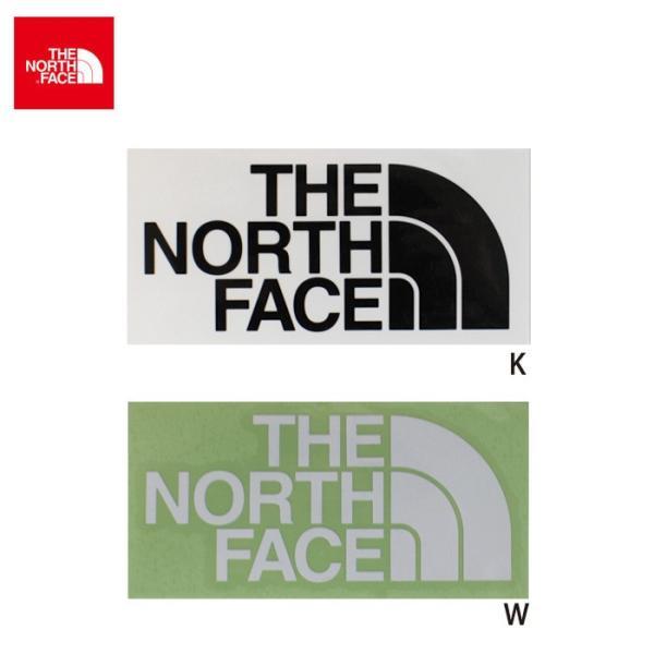 THE NORTH FACE ノースフェイス CUTTING STICKER カッティングステッカー NN88106 【アウトドア/ステッカー/シール/ロゴ/NF-HEAD・ACC/おしゃれ】