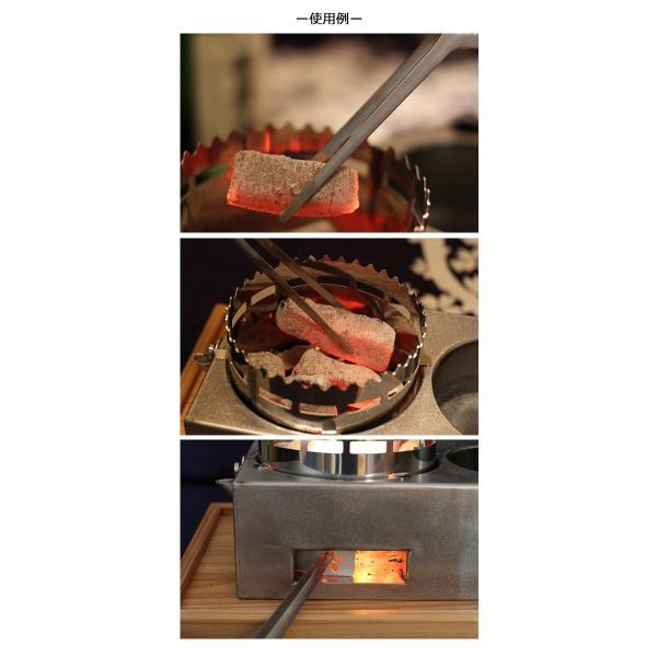 野燗炉 のかんろ 食卓用品 野燗炉 トング  NOKANRO-202 【BBQ】【CKKR】料亭 調理器具  キッチン snb-shop 02
