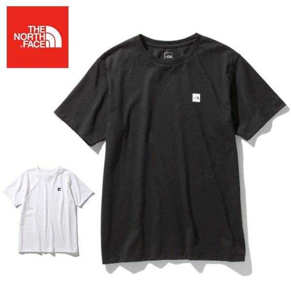 THE NORTH FACE ノースフェイス S/S Small Box Logo Tee ショートスリーブスモールボックスロゴティー NT32052 【Tシャツ/半袖】【メール便・代引不可】