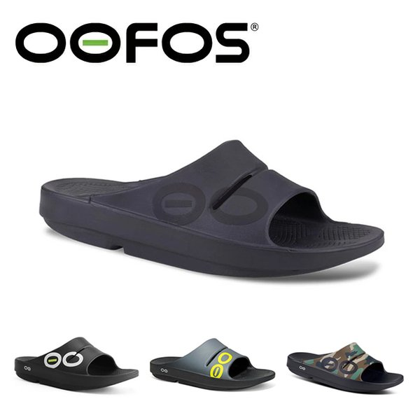 OOFOS ウーフォス リカバリーサンダル Ooahh Sport 5020040 /日本正規品 メンズ レディース スポーツサンダル ビーチサンダル ジム