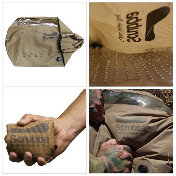 Scrubba/スクラバ Tactical Wash Bag スクラバ タクティカルウォッシュバッグ/SU002-2/世界最小洗濯機|snb-shop|02