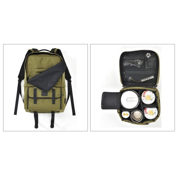 d9fead4e92e4 スノーピーク (snow peak) Day Camp System Backpack デイキャンプ ...