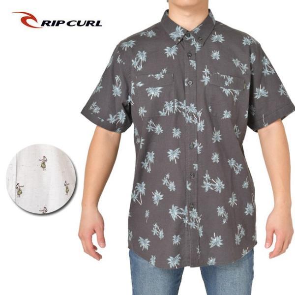 RIP CURL リップカール HIDEAWAY SS SHIRT T01-120 【シャツ/半袖/ファッション/アウトドア/リゾート/タウンユース】 snb-shop
