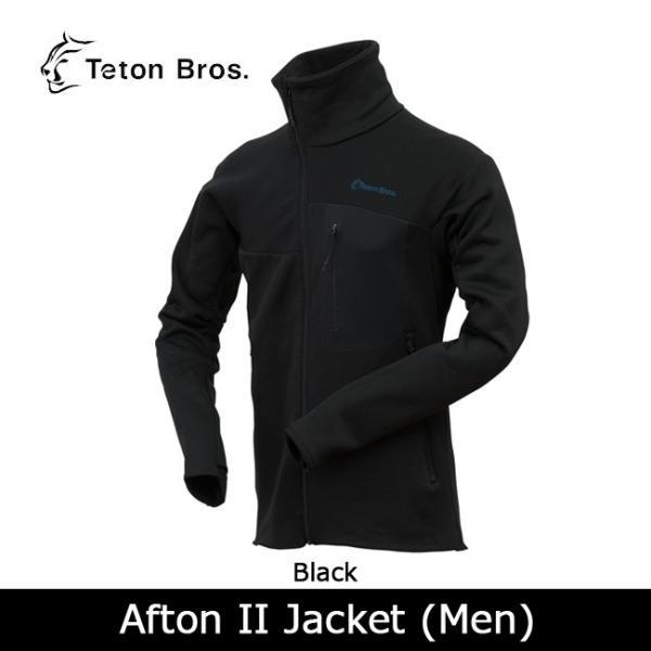 Teton Bros/ティートンブロス ジャケット Afton II Jacket (Men) TB173-380 【服】アウター フリース|snb-shop