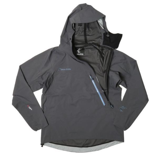 Teton Bros ティートンブロス Tsurugi Lite Jacket KB TB191-030 【フーディ/ジャケット/アウトドア/メンズ】|snb-shop|04