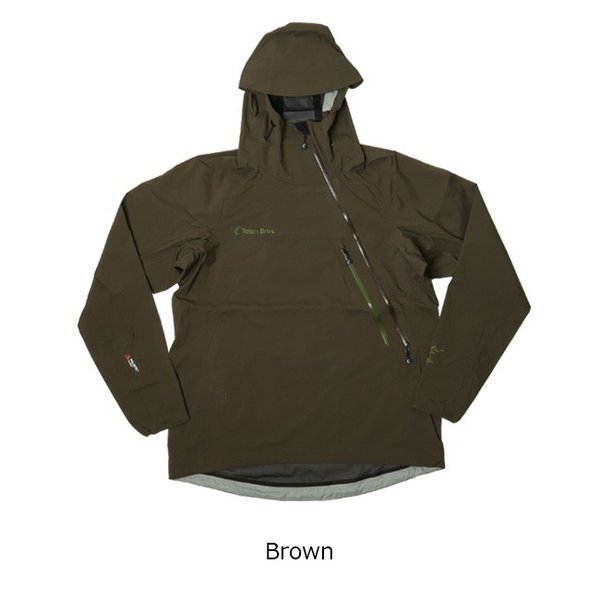 Teton Bros ティートンブロス Tsurugi Lite Jacket KB TB191-030 【フーディ/ジャケット/アウトドア/メンズ】|snb-shop|06