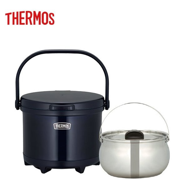THERMOS サーモス 真空保温調理器シャトルシェフ 3L ROP-001 【シャトルシェフ/調理器具/調理鍋/保温容器/アウトドア】