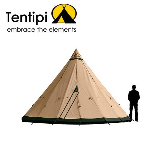 Tentipi テンティピ テンティピ ジルコン 15 CP ベージュ(Light Tan) 【アウトドア/キャンプ/テント】|snb-shop