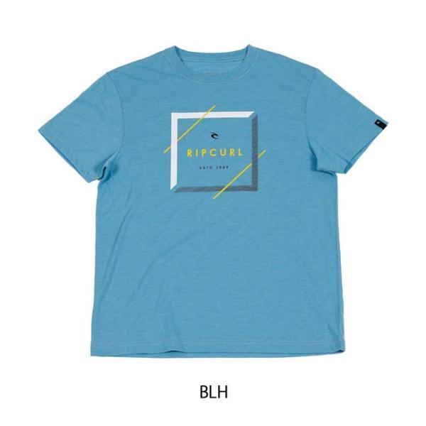 リップカール RIP CURL Tシャツ DIVIDER HEATHER TEE U01-214 【服】【t-cnr】【メール便・代引不可】|snb-shop|03