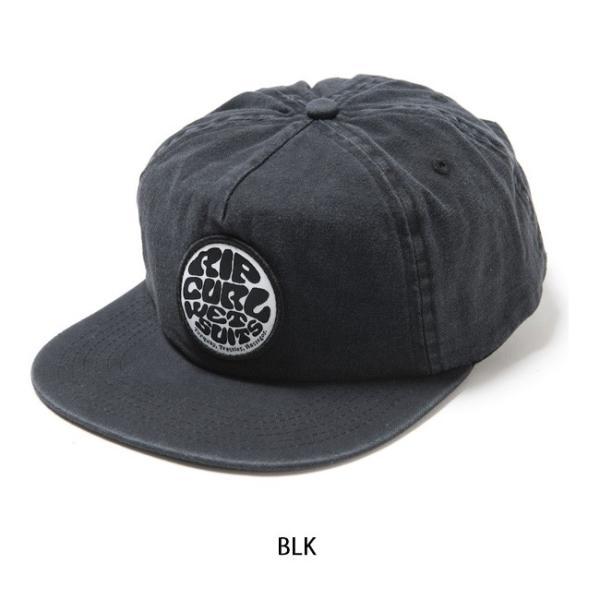 RIP CURL リップカール WASHED WETTY SNAP BACK CAP U02-908 【アウトドア/帽子/キャップ】|snb-shop|03