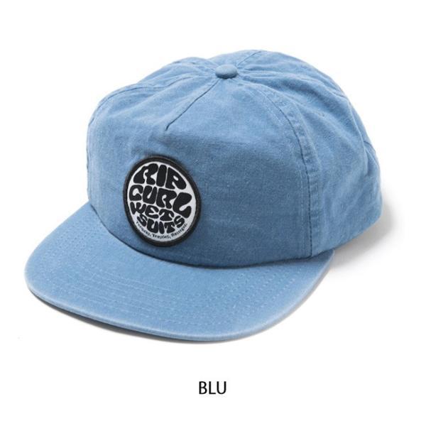 RIP CURL リップカール WASHED WETTY SNAP BACK CAP U02-908 【アウトドア/帽子/キャップ】|snb-shop|04