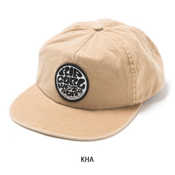 RIP CURL リップカール WASHED WETTY SNAP BACK CAP U02-908 【アウトドア/帽子/キャップ】|snb-shop|05