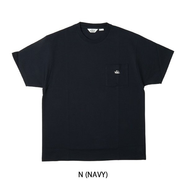WOOL RICH ウールリッチ C/N ROUND BODY EMBROIDERY TEE NOTEE1932 【Tシャツ/トップス/ポケット/アウトドア】|snb-shop|05