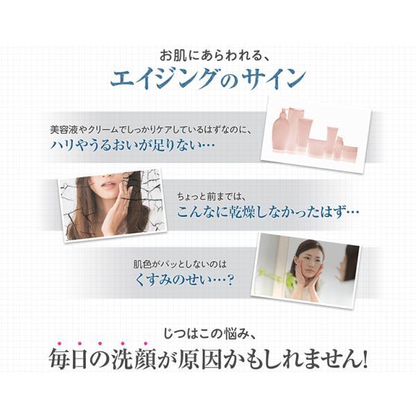 どろあわわ 洗顔 泡 泡洗顔 110g 2個セット 健康コーポレーション|snc|03
