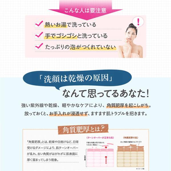 どろあわわ 洗顔 泡 泡洗顔 110g 2個セット 健康コーポレーション|snc|04