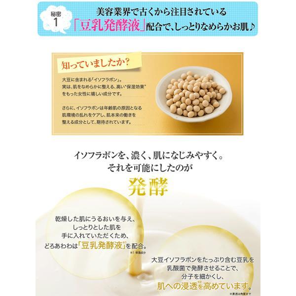 どろあわわ 洗顔 泡 泡洗顔 110g 2個セット 健康コーポレーション|snc|07