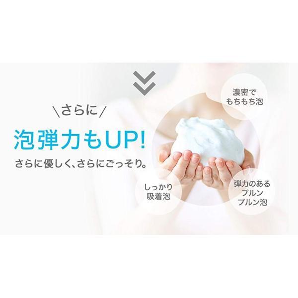 どろあわわ 新 3個セット 洗顔 泡 泡洗顔 110g 泡立てネット 付き 健康コーポレーション|snc|04