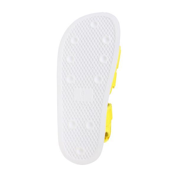 アディダス オリジナルス アディレッタ adidas Originals サンダル ADILETTE SANDAL 2.0 W レディース CQ2673 イエロー