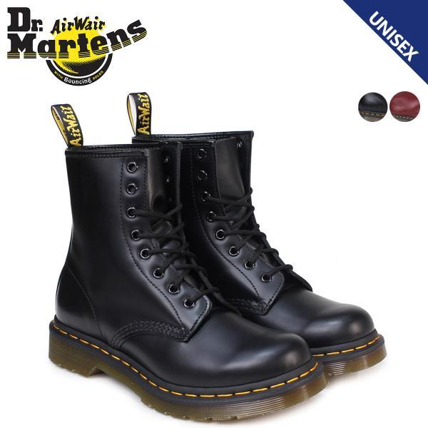 ドクターマーチン Dr.Martens 1460 8ホール ブーツ レディース WOMENS 8EYE BOOT R11821006 R11821600 メンズ [9/15 追加入荷]|sneak