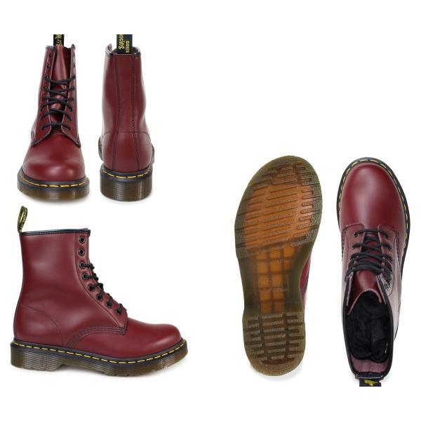 ドクターマーチン Dr.Martens 1460 8ホール ブーツ レディース WOMENS 8EYE BOOT R11821006 R11821600 メンズ [9/15 追加入荷]|sneak|05