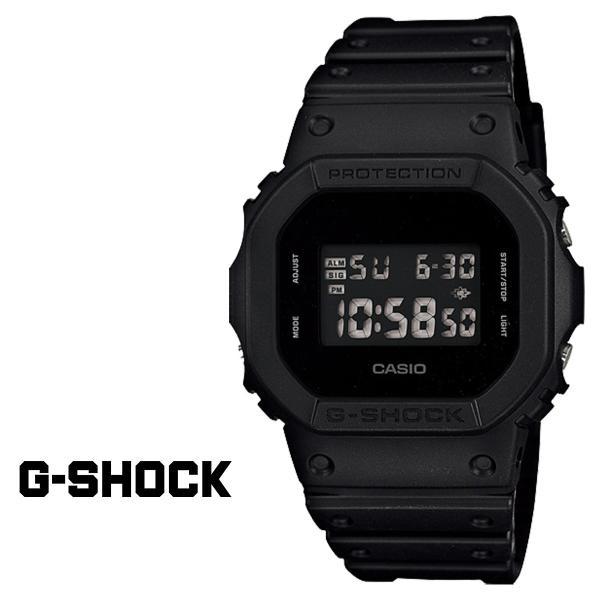 CASIO カシオ G-SHOCK 腕時計 DW-5600BB-1JF SOLID COLORS ジーショック Gショック G-ショック メンズ レディース|sneak