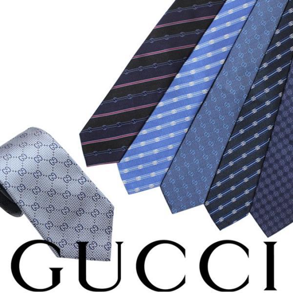 63ab357e566e グッチ GUCCI ネクタイ メンズ シルク イタリア製 9カラー ビジネス 結婚式 ...